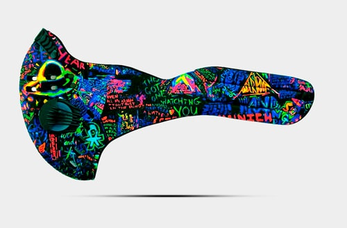 maska antysmogowa, maska przeciw smogowi, maska na rower, maska na hulajnogę, maska do biegania, maska sportowa, maska neoprenowa, maska na narty, maska na snowboard, maska miejska, maska dla dorosłych i młodzieży